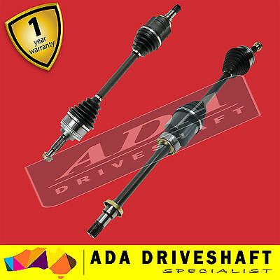 2 NEW CV JOINT DRIVE SHAFT Toyota Camry 4CYL 93-9/02 (Pair)