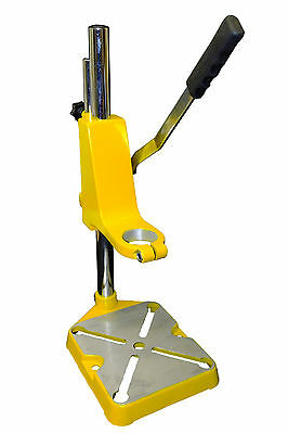 Heavy Duty Bench Top Drill Stand For Hand Electric Power Drill