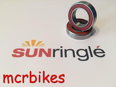 Sun Ringle Abbah Front And/or Rear Wheel Hub Bearings Chrome Steel Dh Xc Am