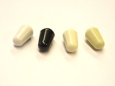 Strat Switch Tip for USA Selector Switch - White, Black, Parchment or Mint Green