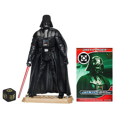 Star Wars Movie Heroes Darth Vader Action Figure (Electronic)