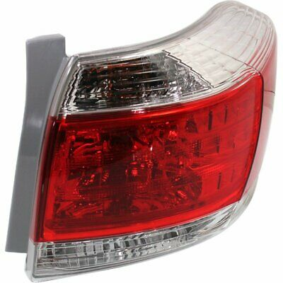 New Tail Light Lamp Passenger Right Side RH Hand for Toyota TO2801185 815500E070