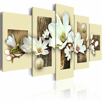 Large Canvas Wall Art Print + Image + Picture + Photo Abstract 030110-16
