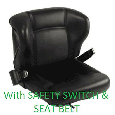 New Toyota Seat with Switch SeatBelt 53710-U1160-71-E  Forklift Fork Truck Seat