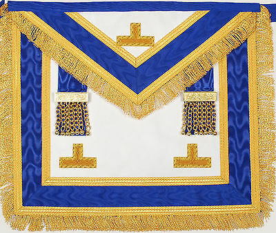 Masonic Craft Provincial full dress apron (lambskin)