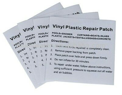 swimming pool vinyl repair patches x5
