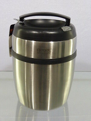 thermos alimentaire lunch box isotherme double paroi inox incassable 1,4 litre !