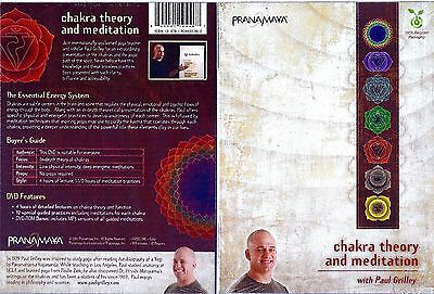 Chakra Theory and Meditation with Paul Grilley DVD