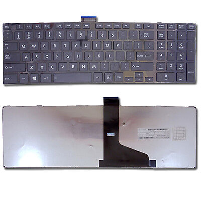 BRAND NEW FOR TOSHIBA SATELLITE P755-S5395 PSAY1U-02F027 KEYBOARD WITH FRAME