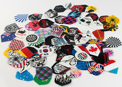 240pcs/lot New Dart Flights in 80 Kinds of Nice Patterns