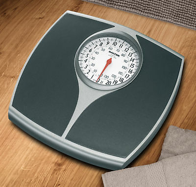 Salter Bathroom Scales 136kg Easy to Read Speedo Dial Mechanical Weight Scale