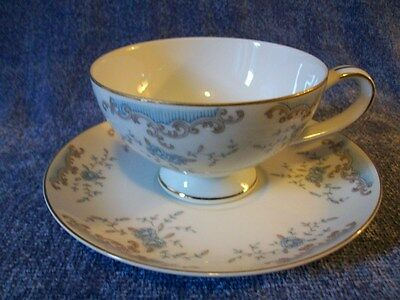 Imperial China, Cup and Saucer, Seville 5303, by W. Dalton, made in Japan