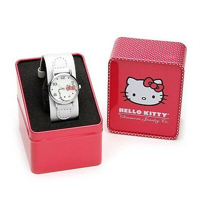 Brand New White Leather Hello Kitty Watch