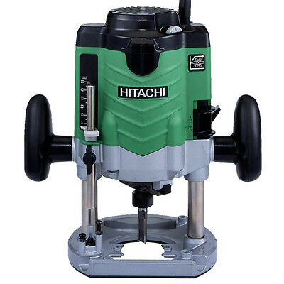"HITACHI M12VE 1/2"" Shank Variable Speed Router"