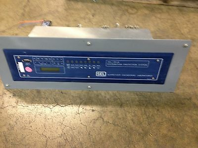 Schweitzer Engineering Laboratories SEL-351A Distribution Protection System