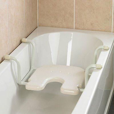 Days Lightweight Suspended Bath Seat / Bath Tub Seat Mobility Bathing Equipment