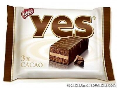 Gâteaux Yes au chocolat - Lot de 3