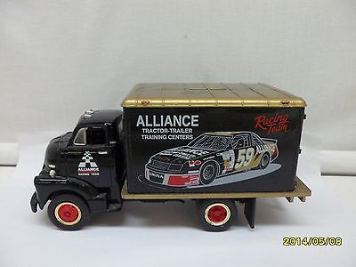 Aliance Racing #59 Gmc Dennis Setzer 1/24 Scale Novelty Bank By First Gear B406