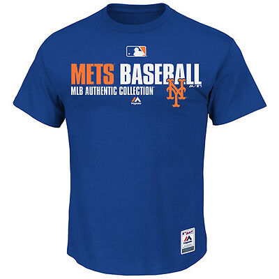 MLB Baseball Team Favorite T-Shirt NEW YORK NY METS - Authentic Collection