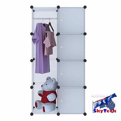 4 layers PP Shelves Closet Storage Organizer Space Saver Clothes Shoe Rack-SS080