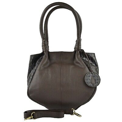 New LADIES Leather Grab BAG by Richard Kinsey Handbag Womens Designer