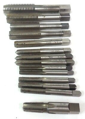 Assortment Of Hand Taps, Lot Of 14