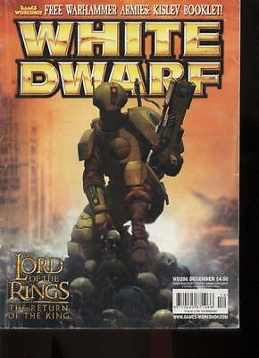 GAMES WORKSHOP WHITE DWARF - No.288 December