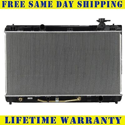 Radiator For Toyota Fits Camry and Camry Hybrid 2.4L 2.5L L4 4Cyl 2917