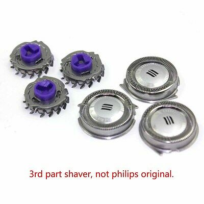 3 pcs For Philips Norelco HQ8 HQ8894 HQ8890 razor  blade cutter shaving heads US