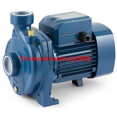 Centrifugal Electric Water Pump open impeller NGAm 1A 1Hp 240V Pedrollo