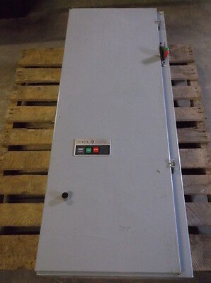 General Electric 300-Line Size 4 Combination Starter 100 HP CR308