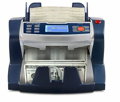 AccuBanker AB5500 Value Extension Bill Counter/ Counterfeit Bill Detector