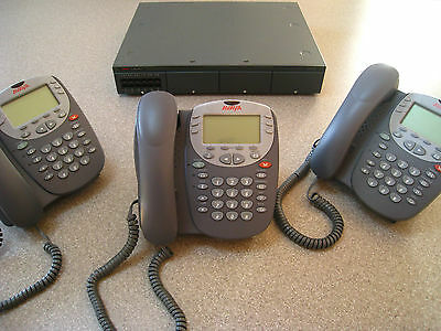 Complete Business Phone System, including installation, GST & NBN – Avaya 5410