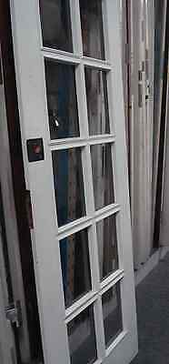 White 10 Pane Door with clear Glass (+similar items avaliable) -$399.00
