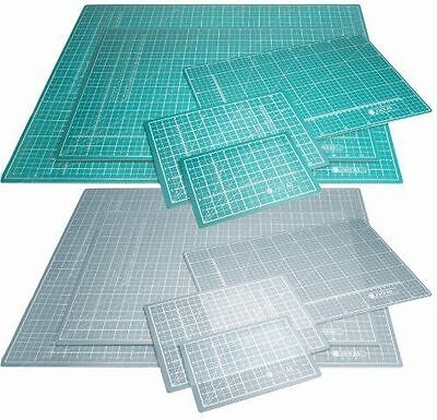 JAKAR Professional Cutting Mat Self Healing Printed Grid NonSlip Framing Surface