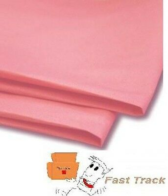 500 SHEETS OF PASTEL PINK ACID FREE TISSUE PAPER 500mm x 750mm *HIGH QUALITY*