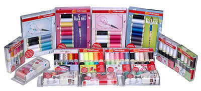 Gutermann Creativ Sew All Threads Box ( Choose Your Box Style and Colour )