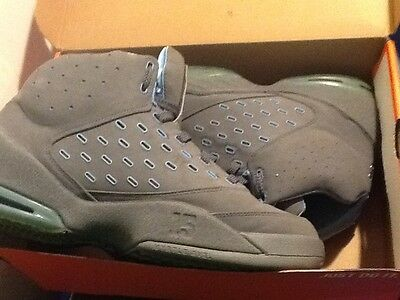 2005 Nike Air Jordan Melo 5.5 Gray Retro Size 12 Carmelo Anthony PreOwned Used‼️