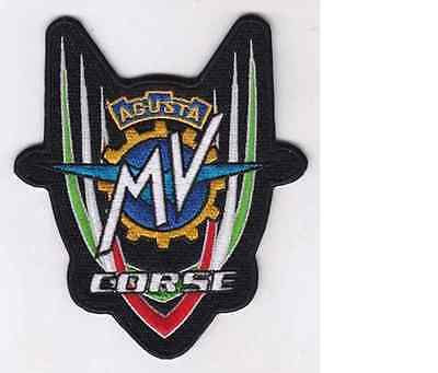 Large Mv Agusta Corse Motorcycle Racing Biker Quality Jacket Patch