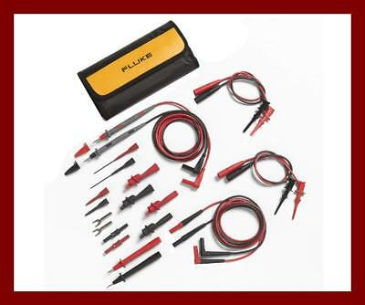 Fluke TL81A Deluxe Electronic Test Leads Accs Set USA Made AU Seller Tax Invoice