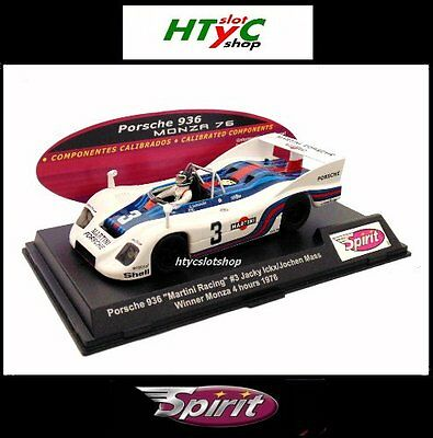 Spirit Porsche 936 Martini Racing #3 Winner 4 Hs Monza 1976 Ickx / Mass 601404