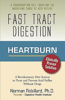 FREE 2 DAY SHIPPING: Fast Tract Digestion Heartburn: Clinically Proven Diet Solu