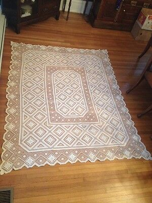 Antique and Vintage Tablecloths - Collector Information