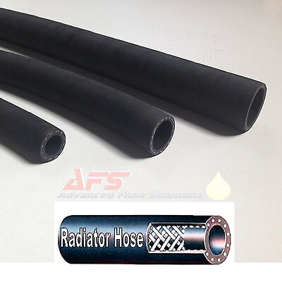 Rubber Radiator Coolant Hose - EPDM Pipe Car Heater Water Air Engine Select Size