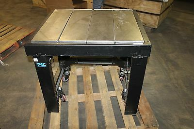 "TMC Vibration Isolation Table (Air Table), MICRO-G 36"" BY 31"" AND 31"" TALL"