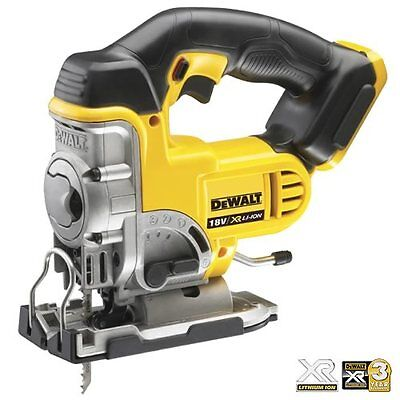 DEWALT DCS331N XR 18v Lithium-ion Cordless Jigsaw (Body)