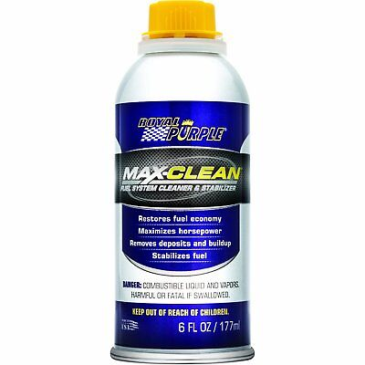 Royal Purple 11754 Max-Clean Fuel System Cleaner - 6oz.