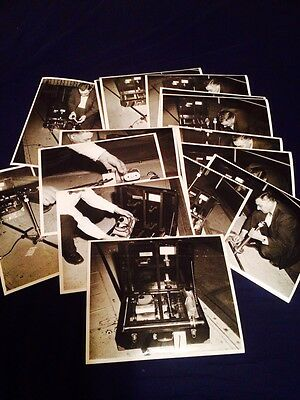 Old Vintage Official U.S Navy Photos 1959 Black And White Naval Air Center