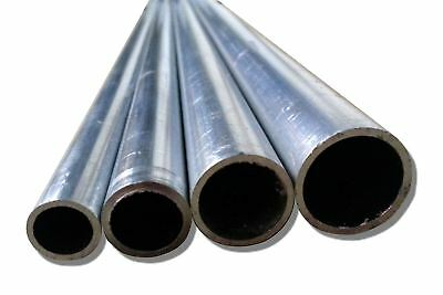 Aluminium Round Tube Pole 18 swg Wall Thickness x Various Diameters & Lengths