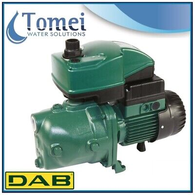 Automatic On/Off Pressurisation System Electro Water Pump ACTIVE J102 0,75KW DAB